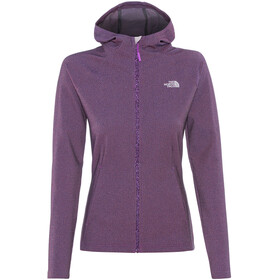 The North Face Tasaina Full Zip Hoodie Women TNF Black Multicolor